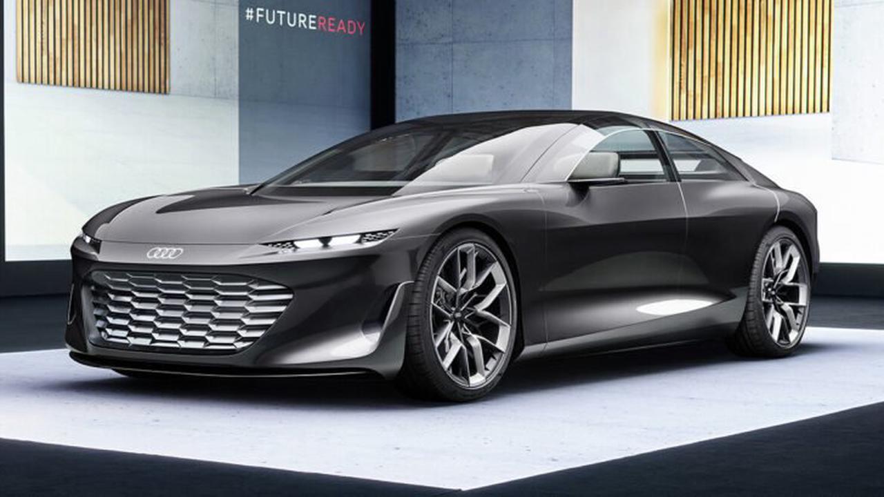 Audi Grandsphere : un concept car flamboyant en prévision de l'A8 e-tron