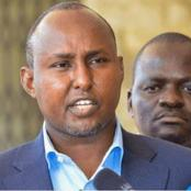 Junet Mohammed Breathes Fire Promises ODM Allied Supporters What Will Not Happen in 2022