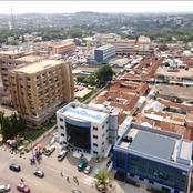 The cleanest city and settlement in Ghana.