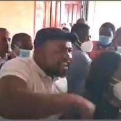 Drama as Dp Ruto Allies Exchange Brawls With Police Officer In Nakuru