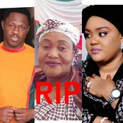 Actor Ali Nuhu, Others Pay Tribute To Late Actress Binta Who Died Two Years Ago