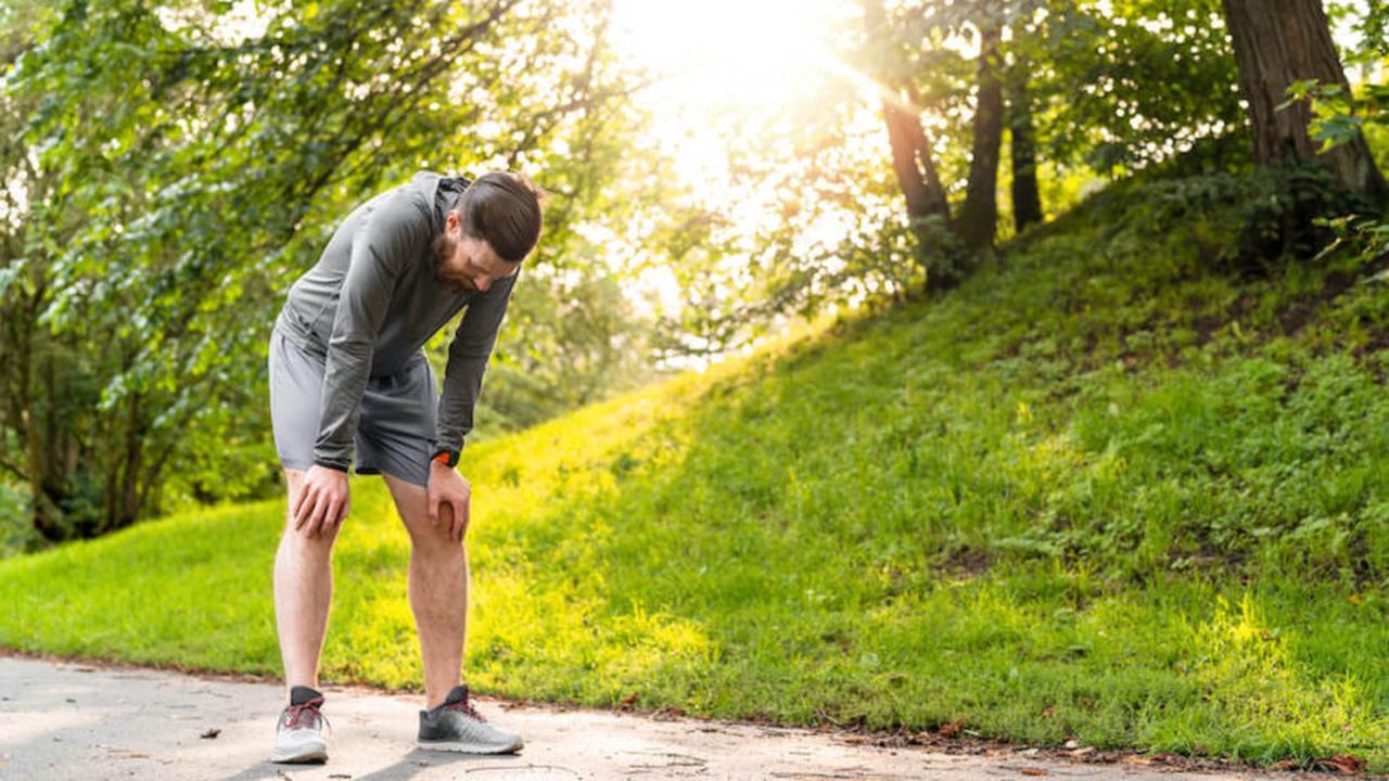 Comedian Tiernan Douieb On The Joy Of Not Running