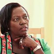 Martha Karua Alleges Fishy Plans By BBI proponents As The Referendum Approaches
