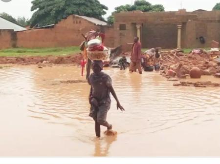 Intelligent Youths Save Argungu From Devastating Flood