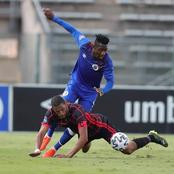 SuperSport United miss out on a chance to go top of the table