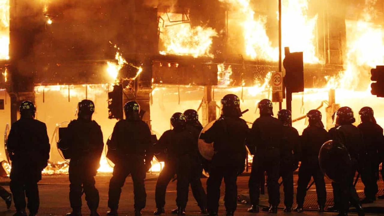 A decade after Mark Duggan's killing, police-community relations are at boiling point