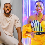 PHOTOS: See How Kiddwaya Reacted to Erica's Post on Social Media