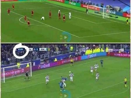 Ronaldo And Bale's Stunners Were Both Scored At The Exact Same Time And Season; Coincidence?