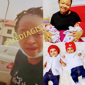 Mother Accuses Negligent Doctors in Surulere for Killing One of Her Twin Daughters (Details)