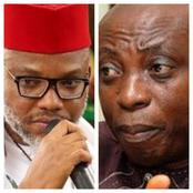 Nnamdi Kanu Is Brainwashing Igbo Youths Into Taking Arms Against The Federal Government - Uwazuruike