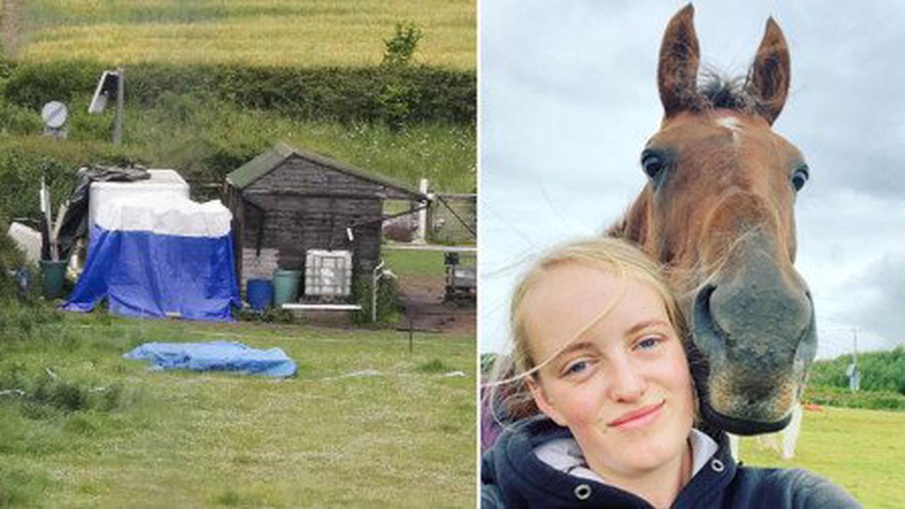 Horse riding model, 23, and man found dead in suspected murder-suicide