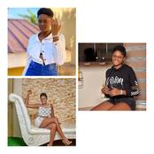 See Pictures Of The Young Beautiful Girl That Is Trending On Social Media
