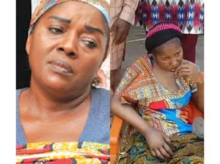 Rita Edochie Finally Forgives Ada Jesus, Checkout What She Said