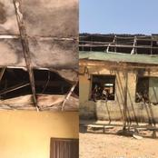 Check Out The Dilapidated State Of A Secondary School Building In FCT That Sparked Reactions