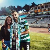 Meet Bruno Fernandes' stunning wife, Ana Pinho