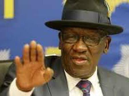 ''Treat them harshly'' Cele calls communities to fight crime