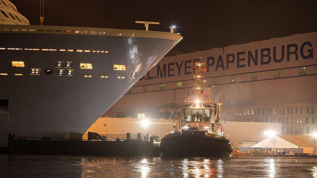 Meyer-Werft lässt Belegschaft über Stellenabbau abstimmen