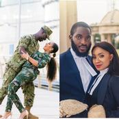 8 lovely pre-wedding pictures of couples from the same profession