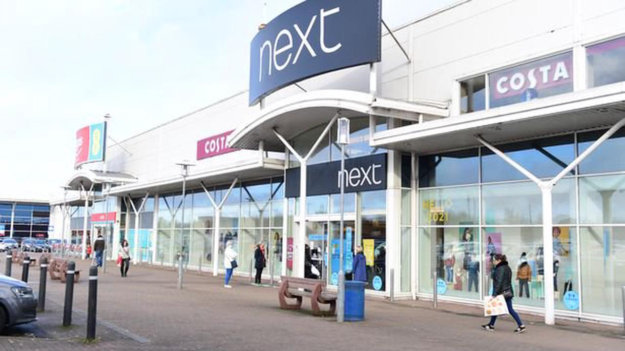 Stoke-on-Trent Next undergoing major refit - and shoppers can't wait