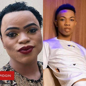 Between Bobrisky And James Brown, Who Is More Handsome?
