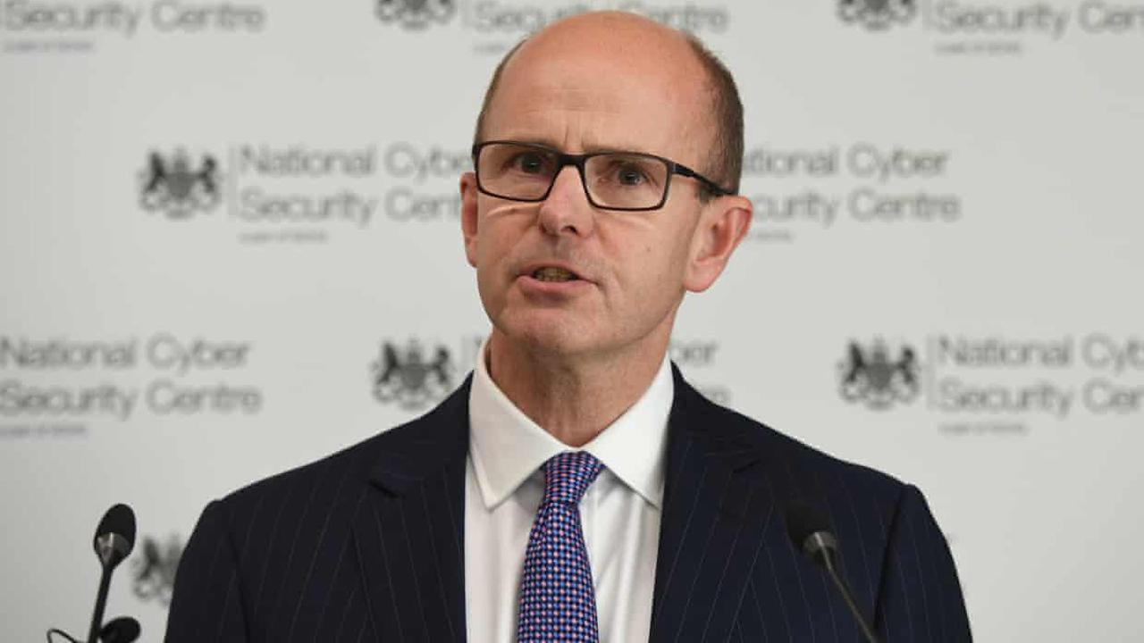 GCHQ chief: west faces 'moment of reckoning' over cybersecurity