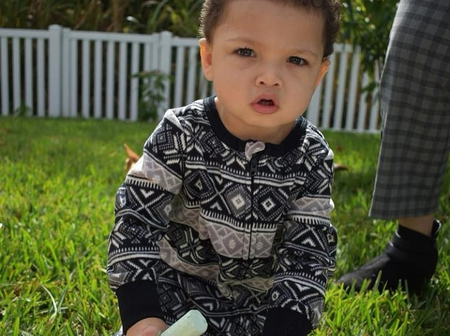 Meet late Xxxtentacion's son, Gekyume Onfroy who was born after his death[photos]