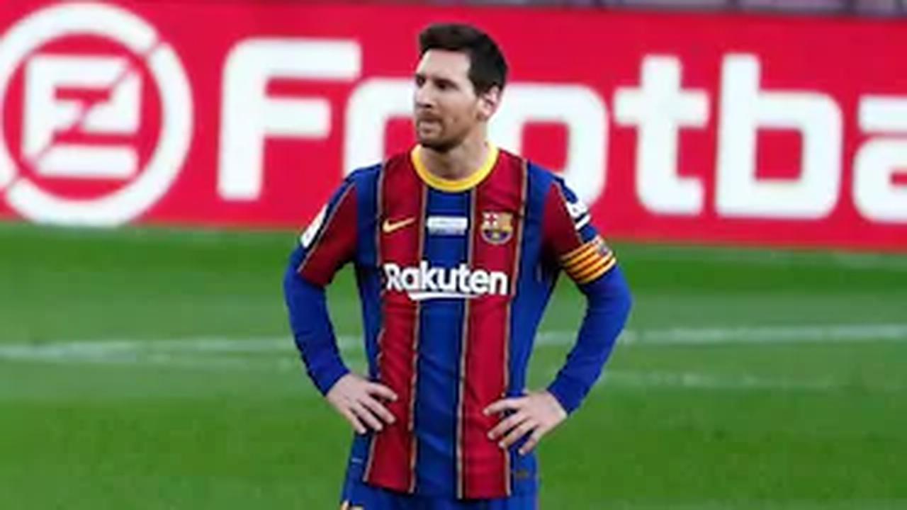 Spanish Super Cup: Barcelona manager Ronald Koeman hopeful on Lionel Messi's fitness for final