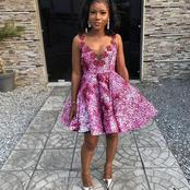 Beautiful Ladies, Get In Here And See 45 Best Ankara Styles You Would Love To Sew