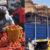 See What Farmers And Traders in Kano Said Concerning The Blocking Of Food From North To South