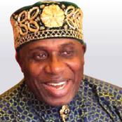 Rotimi Amaechi was taught by this man during his university days