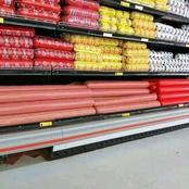 Boxer store caused havoc with the new size of their Polony (see comments)