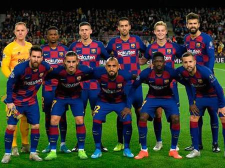 Future Barcelona squad for 2020/21: including signings, transfer out and squad numbers