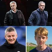 Mixed Reactions On Social Media As Solskjaer's Son Speaks About Jose Mourinho