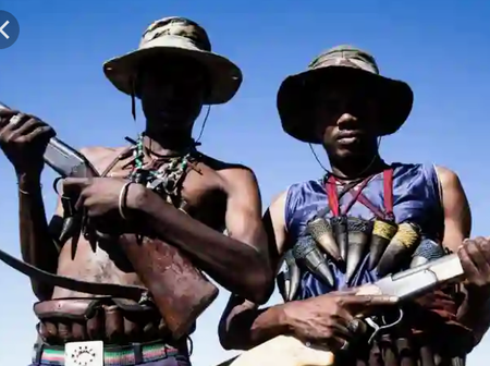 Southern Youths Order Killer- Herdsmen To Vacate Region Or Be 'conquered'