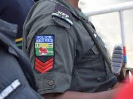 Drunk police officer in viral video arrested -NPF