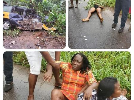 No comments, four dead now, the effects of bad roads
