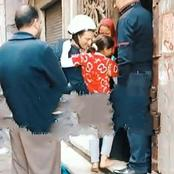 بالصور .. قوات الحماية المدنية تنقذ حياة مواطنين بعد انهيار منزلهم بسبب سوء الطقس