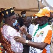 Législative à Agboville : Adama Bictogo, candidat du RHDP sort la grosse artillerie d'entrée