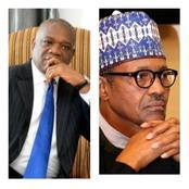 I Believe There Is Sabotage To The Presidency Of Muhammadu Buhari- Orji Uzor Kalu