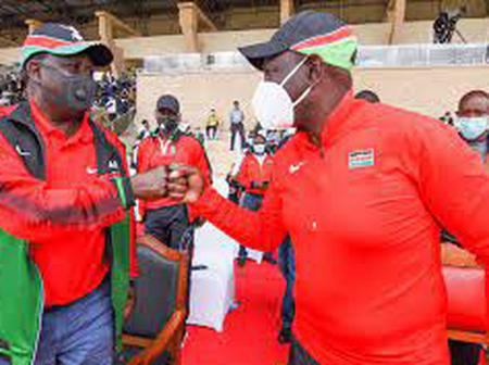 The Possible Raila and Ruto Alliance Come 2022