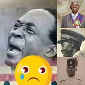 Flashback:Northerners Are The Most Loyal, Check List Of Those Who Stood And Even Died For Nkrumah