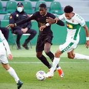 Le jour où Ousmane Dembélé a imité le jeu de Lionel Messi en son absence