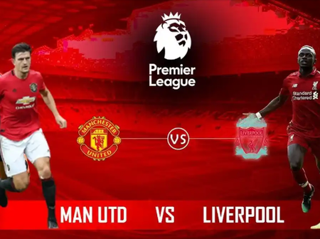 All You Need to Know About Man Utd and Liverpool Stats This Season, Before Their Match on Sunday