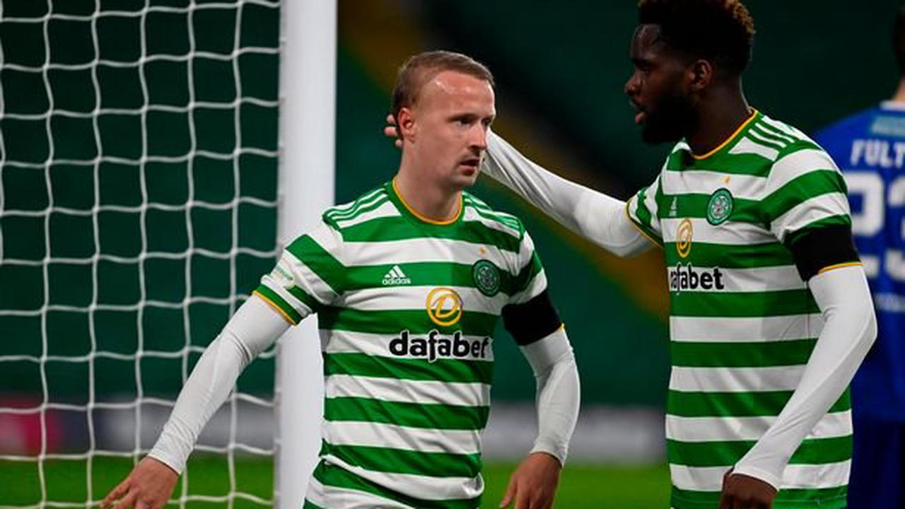 5 players Celtic could sign as Leigh Griffiths' replacement