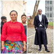 Meet The Youngest Lawyer Who Has Surpassed Adwoa-Safo's Record.