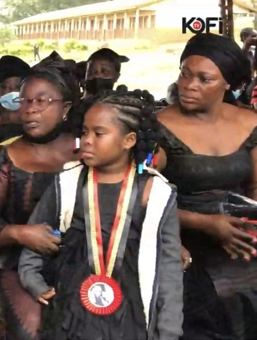 507fcf8a62960120d621178ab47e7139?quality=uhq&resize=720 - Exclusive Photos; Kofi B's Daughter And Wife Soaked In Tears After His Coffin Was Opened