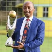 Dr Patrice Motsepe is ready to change African football.