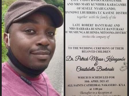 Man Who Disappeared A Day To His Wedding Speaks