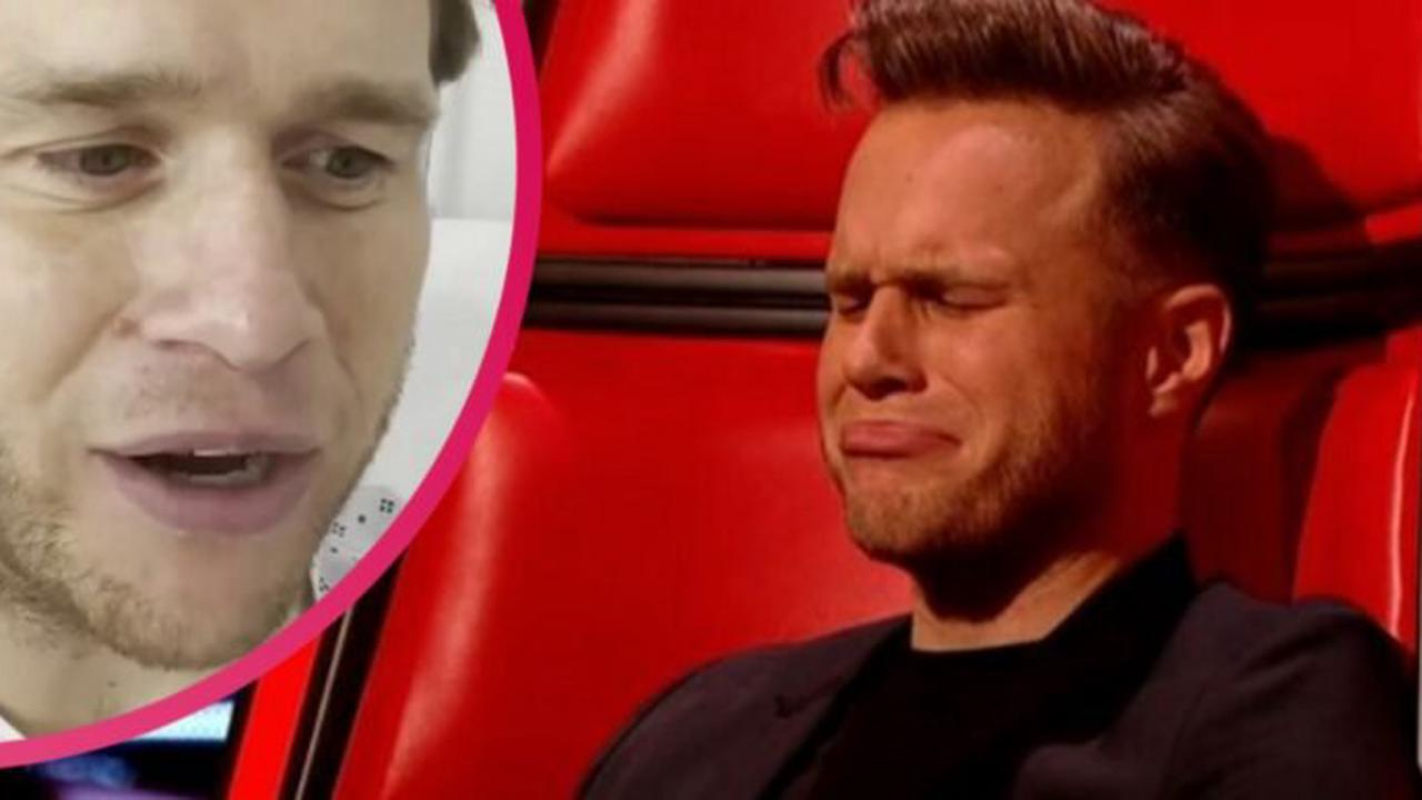 Olly Murs rushed to hospital after knee injury: 'I thought the worst'