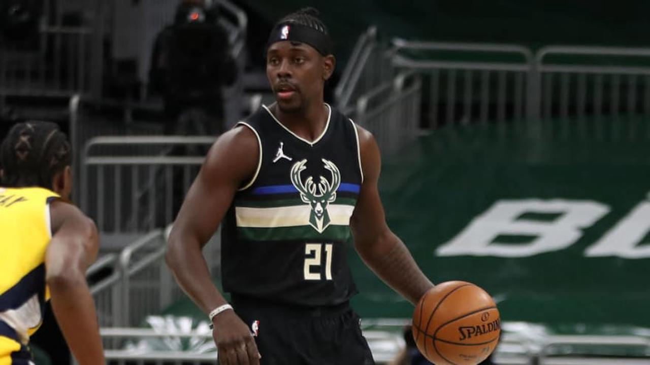 Report: Bucks expect Jrue Holiday to return Sunday after 10-game absence